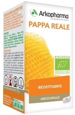 ARKO CAPSULE PAPPA REALE BIO 45 CAPSULE - Farmaseller