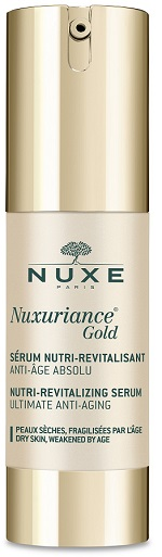 NUXE NUXURIANCE GOLD SERUM NUTRI NOTTE ANTI ETA' 30 ML - FARMAEMPORIO