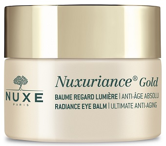 NUXE NUXURIANCE GOLD BAUME REGARD LUMIERE 15 ML -