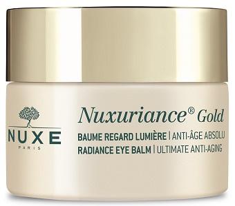 NUXE NUXURIANCE GOLD BAUME REGARD LUMIERE 15 ML - Farmacia Castel del Monte
