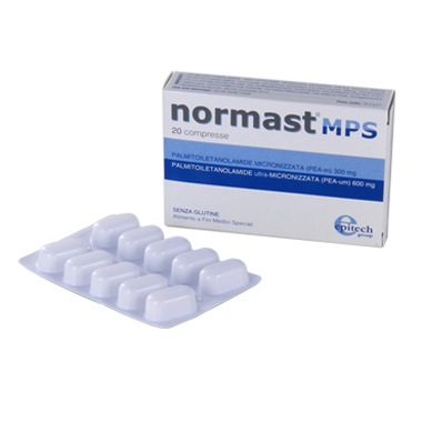 NORMAST MPS 20 COMPRESSE - Speedyfarma.it