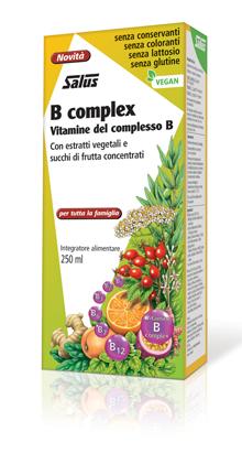B COMPLEX SALUS 250 ML - SUBITOINFARMA
