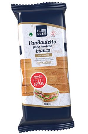 NUTRIFREE PANBAULETTO 300 G - Farmacielo