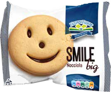 HAPPY FARM SMILE BIG NOCCIOLA 75 G