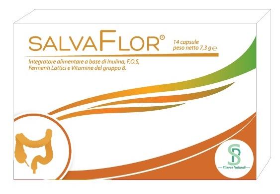 SALVAFLOR 14 CAPSULE - Farmaseller