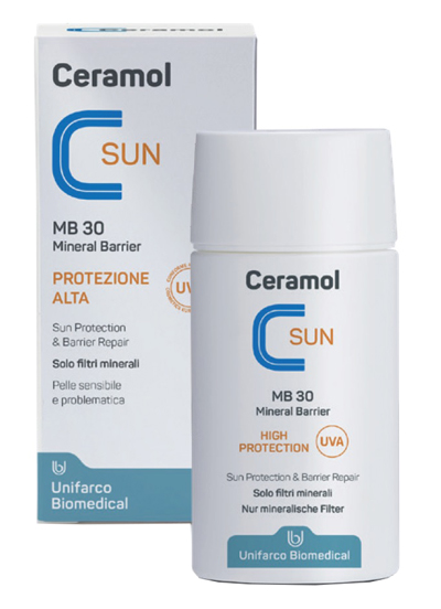 CERAMOL SUN MB 30 50 ML - Farmaci.me