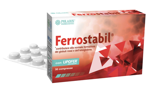 FERROSTABIL 30 COMPRESSE - Farmaseller