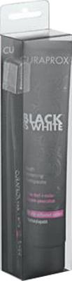 Acquistare online CURAPROX BLACK IS WHITE 90ML+S