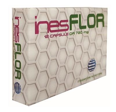 INESFLOR 12 CAPSULE - Farmaseller