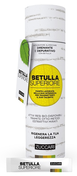 BETULLA SUPERIORE 25 STICK PACK 10 ML - Farmacia 33