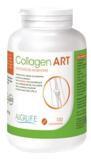 COLLAGENART 100 COMPRESSE - Farmaseller