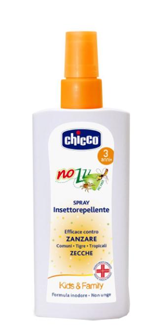 CHICCO ZANZA SPRAY 100 ML PMC - Farmacia Massaro