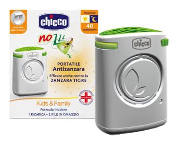 CHICCO ZANZA DISPOSITIVO ANTIZANZARE  - Farmaconvenienza.it