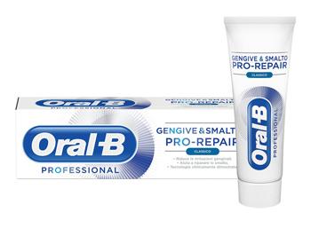 ORAL-B GENGIVE E SMALTO PRO REPAIR DENTIFRICIO 85 ML - Farmaci.me
