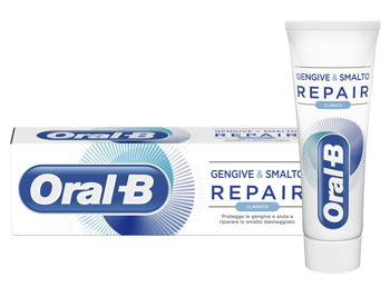 ORAL-B GENGIVE E SMALTO REPAIR DENTIFRICIO 85 ML - Farmaci.me