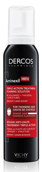 DERCOS AMINEXIL MEN SCHIUMA 150 ML - Farmajoy