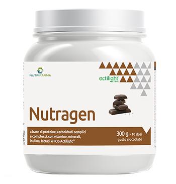 NUTRAGEN POLVERE VANIGLIA 300 G - Farmapage.it