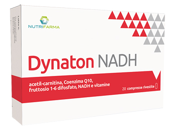 DYNATON NADH 20 COMPRESSE - Farmaseller