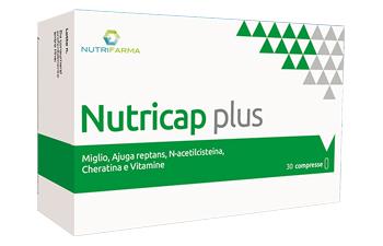 NUTRICAP PLUS 30 COMPRESSE - Farmabros.it