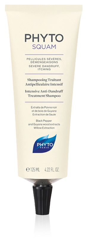 PHYTOSQUAM INTENSE SHAMPOO 125 ML - Farmastop