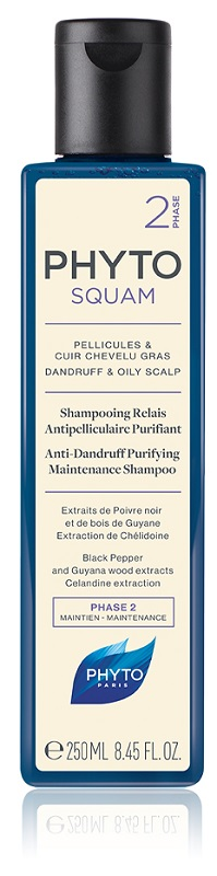 PHYTOSQUAM PURIFIANT SHAMPOO 250 ML - Farmastop