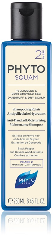 PHYTOSQUAM HYDRATANT SHAMPOO 250 ML - Farmastop
