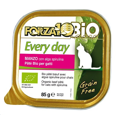 FORZA10 BIO MANZO/ALGA 85 G (GATTI) - Parafarmacia la Fattoria della Salute S.n.c. di Delfini Dott.ssa Giulia e Marra Dott.ssa Michela