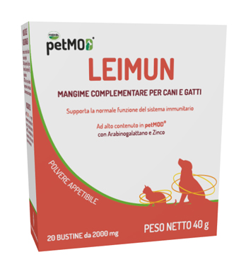 PETMOD LEIMUN 20 BUSTE - SUBITOINFARMA