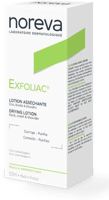 EXFOLIAC LOZIONE 125 ML - Farmastop
