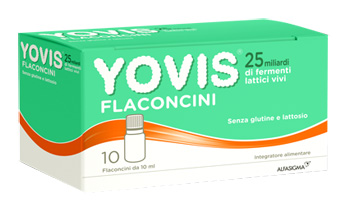 YOVIS 10 FLACONCINI DA 10 ML - FarmaHub.it