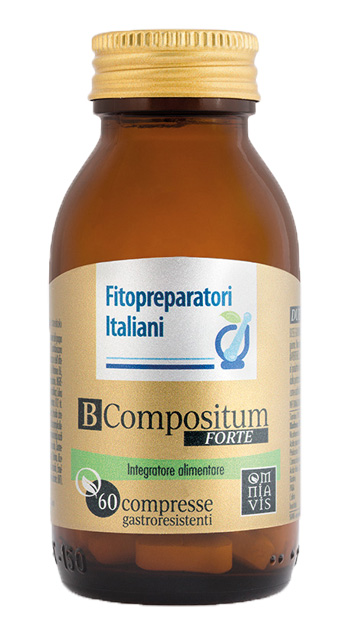 B COMPOSITUM 60 COMPRESSE - Spacefarma.it