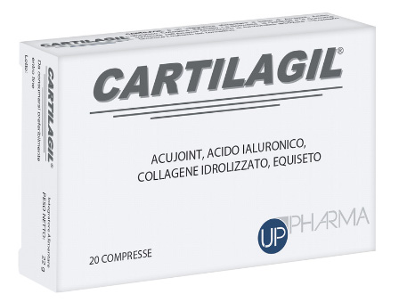 CARTILAGIL 20 COMPRESSE - FARMAEMPORIO