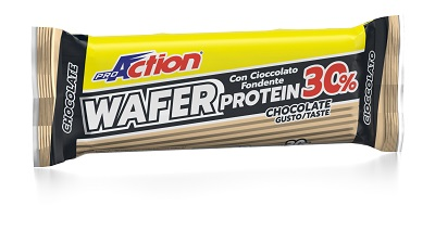 PROACTION PROTEIN WAFER CHOCOLATE 40 G - DrStebe