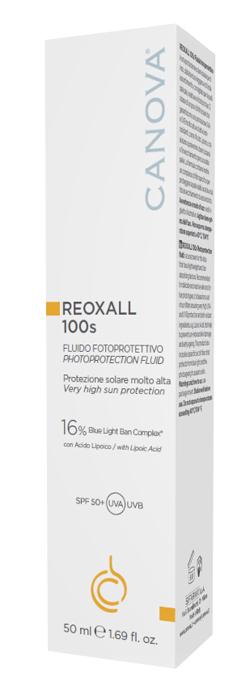REOXALL 100S FOTOPROTEZIONE FLUIDO 50 ML - Farmaunclick.it