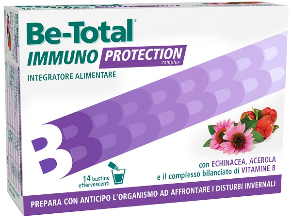BETOTAL IMMUNO PROTECTION 14 BUSTINE - Farmacielo