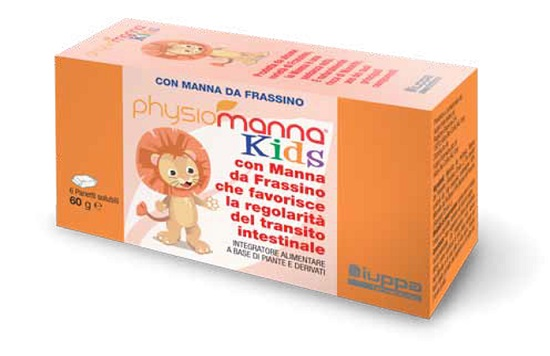PHYSIOMANNA KIDS 6 PEZZI - Farmaseller