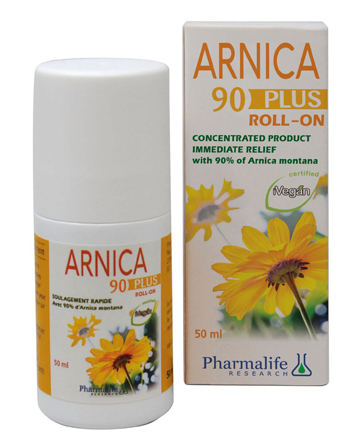ARNICA 90 PLUS ROLL ON 50 ML - Farmastar.it