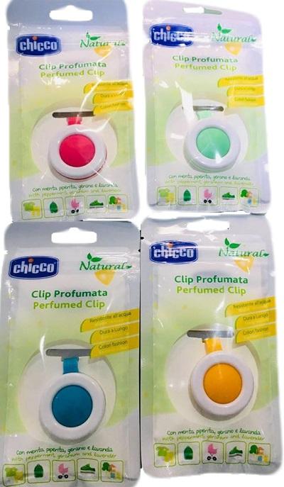 CHICCO ZANZA CLIP PROFUMATA - Farmabros.it