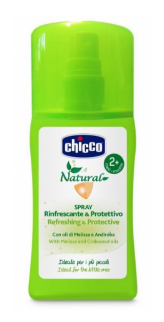 CHICCO ZANZA SPRAY - latuafarmaciaonline.it