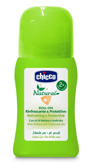 CHICCO ZANZA ROLL ON 60 ML - Farmastar.it