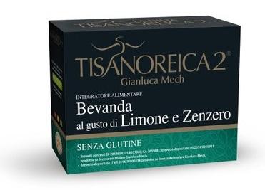 TISANOREICA2 BEVANDA LIMONEN ZENZERO 4 BUSTINE - Iltuobenessereonline.it