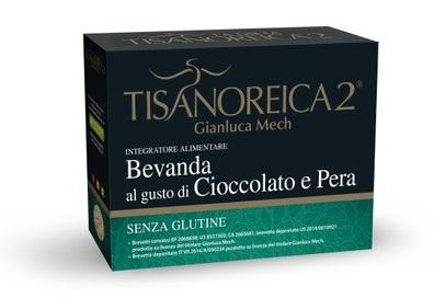 TISANOREICA2 BEVANDA CIOCCOLATO PERA 4 BUSTINE - Iltuobenessereonline.it