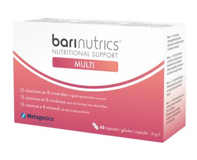 BARINUTRICS MULTI 60 CAPSULE - Farmastar.it