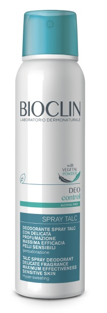 BIOCLIN DEO CONTROL SPRAY TALC 50 ML - Farmacia Basso