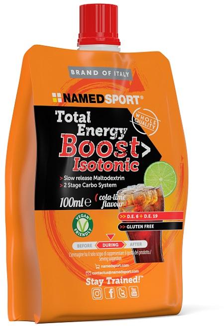 TOTAL ENERGY BOOST ISOTONIC COLA/LIME 100 ML - Farmacia Massaro