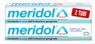 MERIDOL DENTIFRICIO BITUBO 75 ML X 2 - Farmaunclick.it