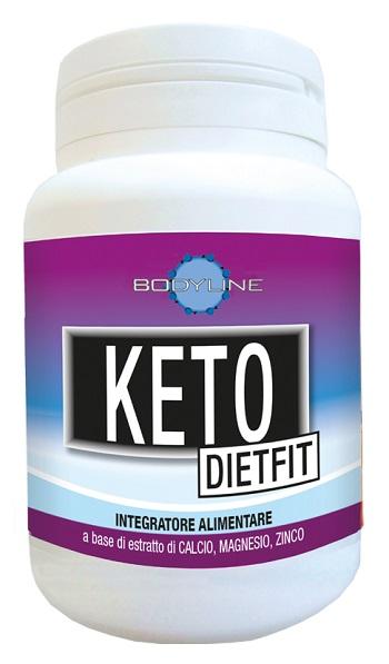 KETO DIET FIT 60 CAPSULE - Farmaseller