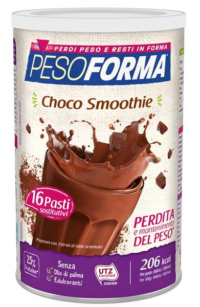 PESOFORMA CHOCO SMOOTHIE 436 G - Farmafirst.it