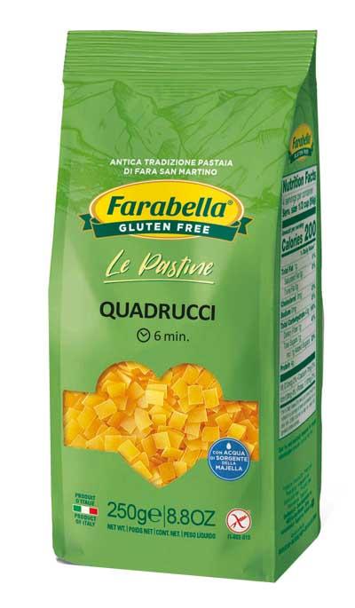 FARABELLA QUADRUCCI 250 G - Farmaseller