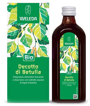DECOTTO DI BETULLA 250 ML - Farmaciapacini.it